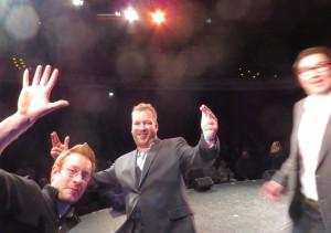 PG Selfie im Schmidts